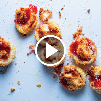 Watch: Hertzoggie tarts