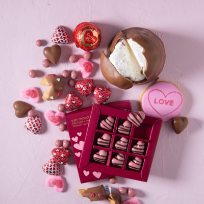 The TASTE team picks what they actually want for Valentine's Day 2020