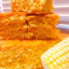 Moist Golden Mielie Cake