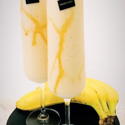 Peanut Butter and Banana Milkshake