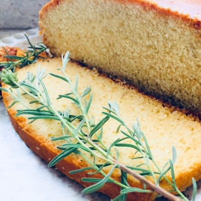 Dreamy Light Lavender Cake