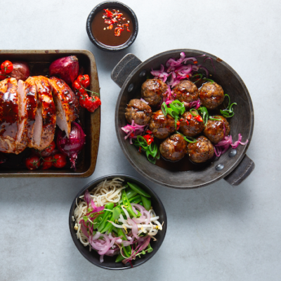 Perfectly delicious poultry dishes