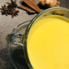 Tumeric, Ginger and Cinnamon Drink