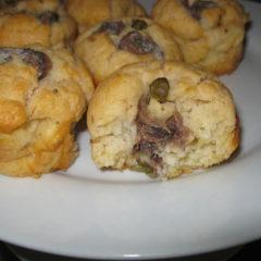 Taramasalata Anchovy Muffins