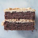 chocolate and cornflake cake