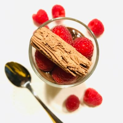 Hazelnut - Chocolate Mousse