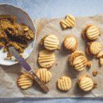 cookies with pistachio paste