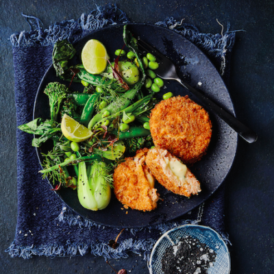 Delicious fish cakes to melt your heart