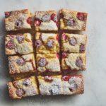 raspberry and ricotta pudding cake