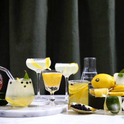 3 delicious drinks with LemonGold®