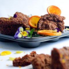 Carrot & Orange Muffins
