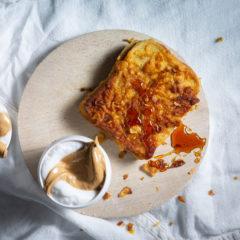 Cornflake french toast