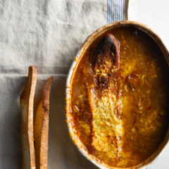 French-esque onion soup