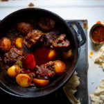 oxtail and vindaloo curry
