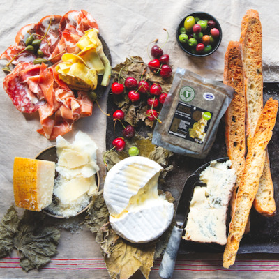 Cheese and cured meats, a match made in heaven