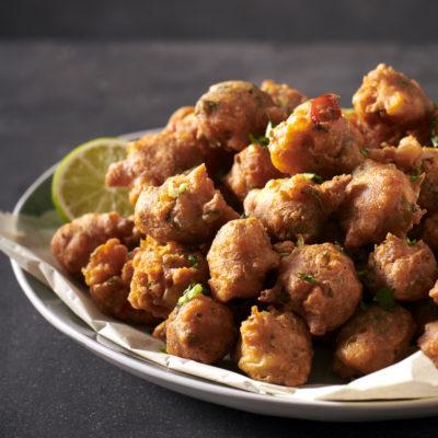 Chilli bites (bhajia)