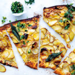 potato flatbread