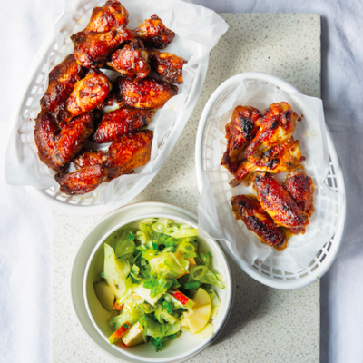 Lift your snack game with Woolies chicken wings
