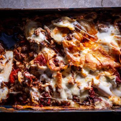 The OG lasagne