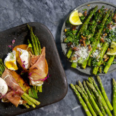 2 delicious asparagus dishes to try for spring
