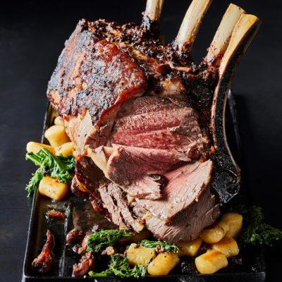 Five-rib sirloin roast