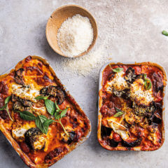 Quick-and-easy melanzane