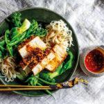 Slow-baked-marinated-tofu