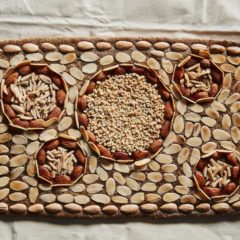 Speculaas tray cookie