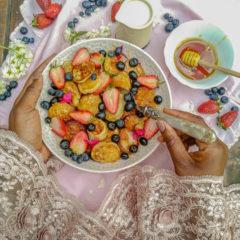 The food writer challenging bias around race and veganism
