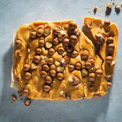 5-ingredient microwave fudge