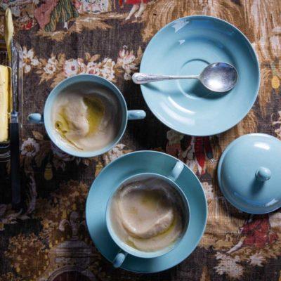 Basic cauliflower soup