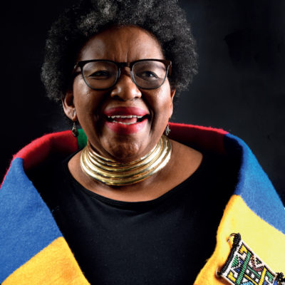 Dorah Sitole: In conversation with the SA food icon