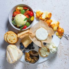 Ramp up your entertaining with a specialty cheese board