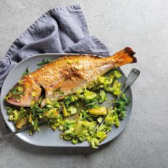 Choose sustainably sourced fish for your next fish braai