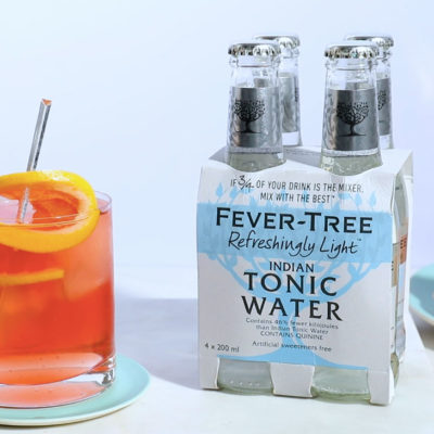 Beyond the G&T – try these tonic drinks this summer