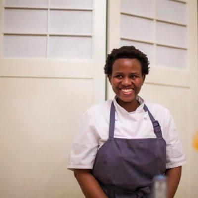 The female chef making strides for modern Zulu cuisine