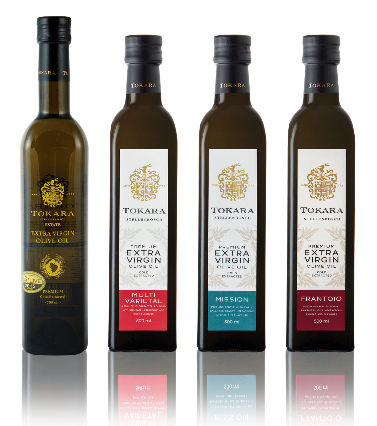 Tokara-Olive-Oil-Range