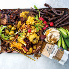 How to make a proudly South African biltong platter