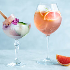How to make wine spritzers