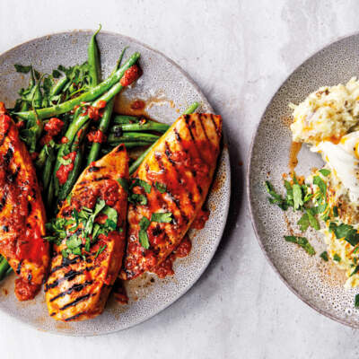 Chargrilled chipotle chicken