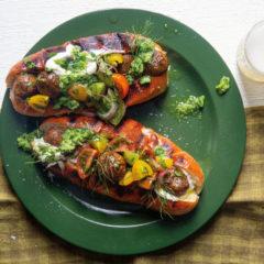 Falafel sub