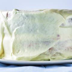 Dairy-free sponge cake