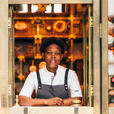 Meet the badass female chef making waves (and pies) abroad
