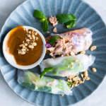Tuna-summer-rolls