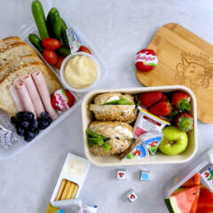 How to pack a deliciously easy lunchbox