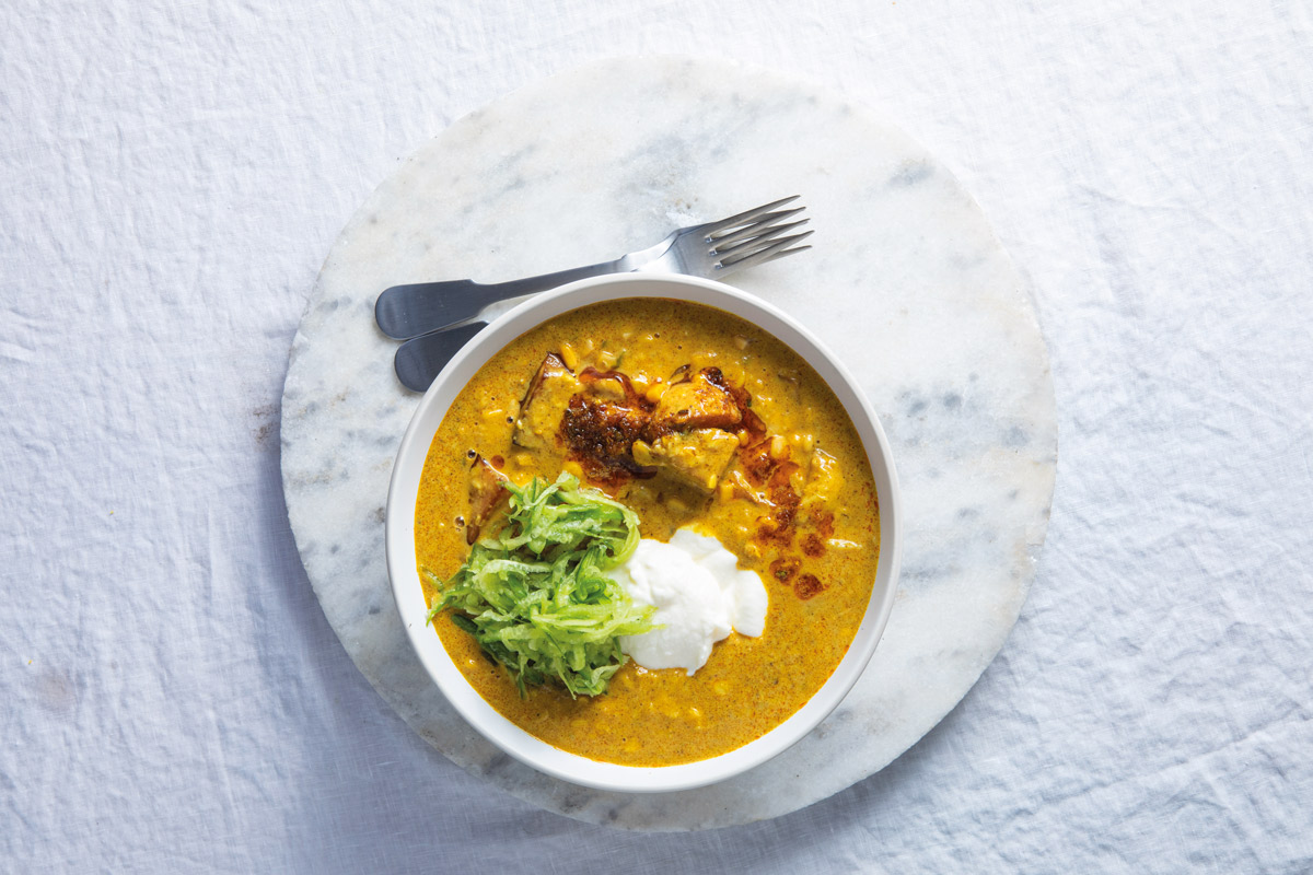 Corn-and-potato-curry