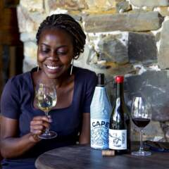 The female sommelier behind Cape Town's coolest new wine bar