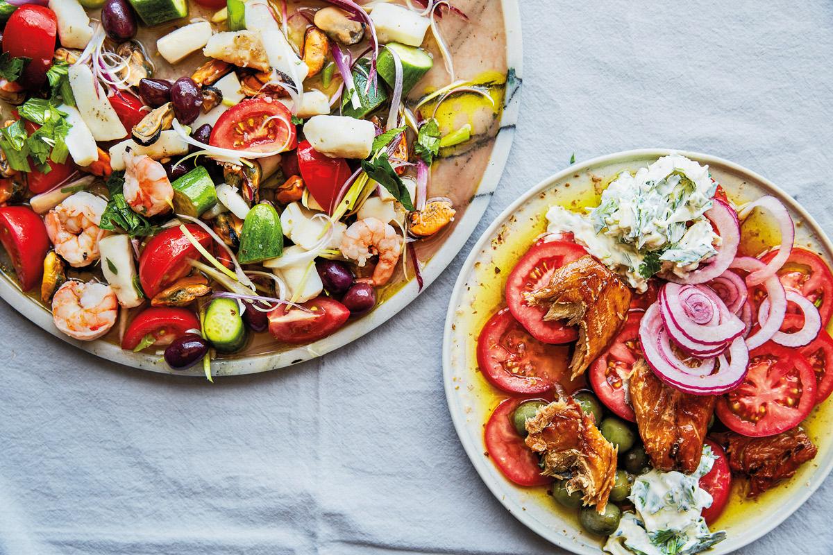 Seafood-mix-salad