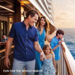 Family-on-NCL-cruise