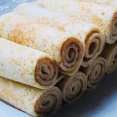 Soft & Buttery, Cinnamon Sugar Pancakes